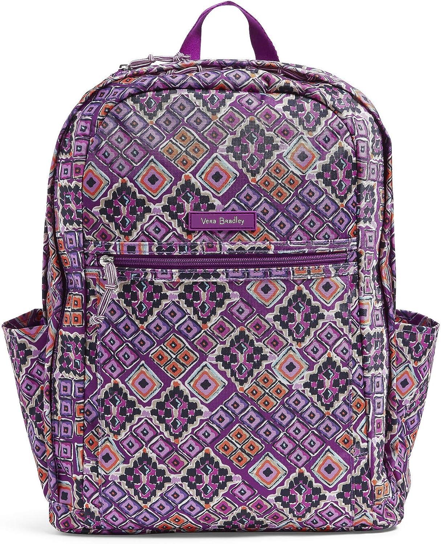 Vera Bradley Women's Lighten Up Grand Backpack