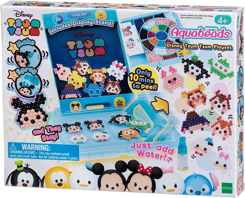 Aquabeads 31298 Disney Tsum - Set de juegos, multicolor: Amazon.es: Juguetes y juegos