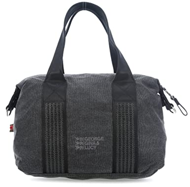 Sfesch Srange Handtasche grey_dark grey x George Gina Lucy LfLfXy