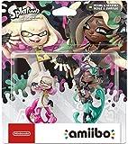Amiibo Splatoon Off the Hook Double Pack (Nintendo Switch)