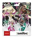 Nintendo Amiibo Alga E Nori - Splatoon 2 Collection - Limited