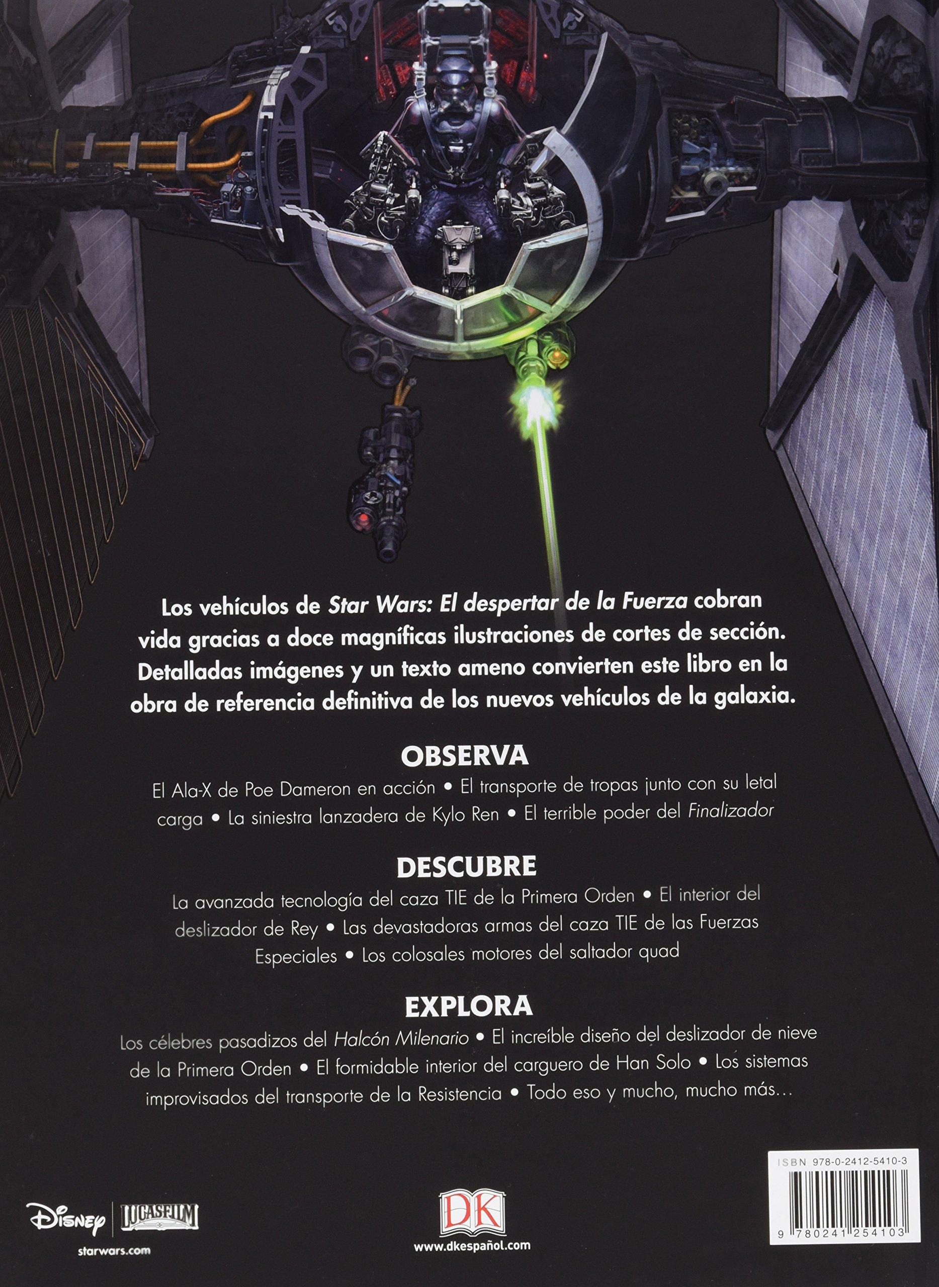 Star Wars El Despertar De La Fuerza Vv Aa 9780241254103 Amazon