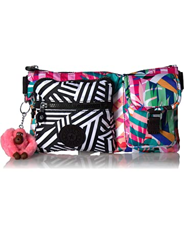 9c39665d9 Kipling Presto Convertible Waist Pack, Multi Pocket, Zip Closure