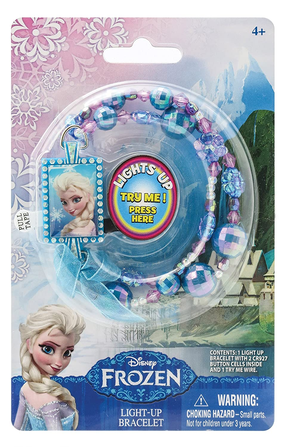 Disney's Frozen Light-Up Bead Bracelet: 'Elsa' Monogram International Inc. 22261