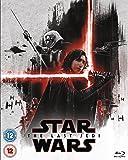 Star Wars: The Last Jedi Blu Ray + Digital + Slipcover Region Free