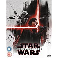 Star Wars: The Last Jedi -  Limited Edition The First Order Sleeve [Blu-ray] [2017]
