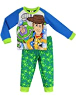 Toy Story Boys Disney Toy Story Pyjamas Buzz Lightyear Ages 18 Months to 6 Years