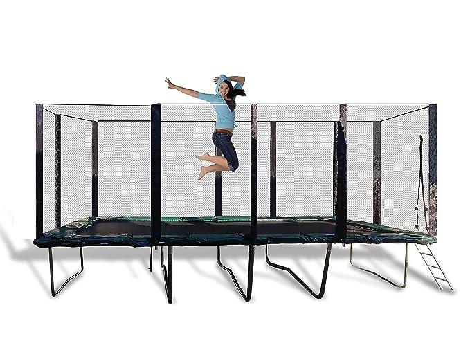 Amazon.com: Happy trampolín, trampolín gimnasia ejercicio de ...