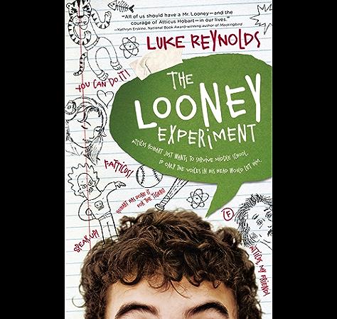 Amazon Com The Looney Experiment Ebook Reynolds Luke Kindle Store