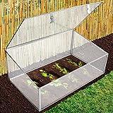 Burger 100102 serre double jardin - Mobilier de jardin resistant aux intemperies ...