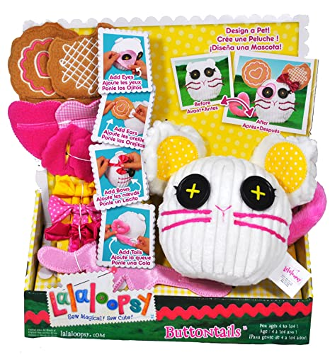 Lalaloopsy Button Tails Mouse