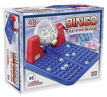 Falomir - Bingo XXL Premium (23030)  Amazon.es  Juguetes y juegos e2f5ae6269fc6