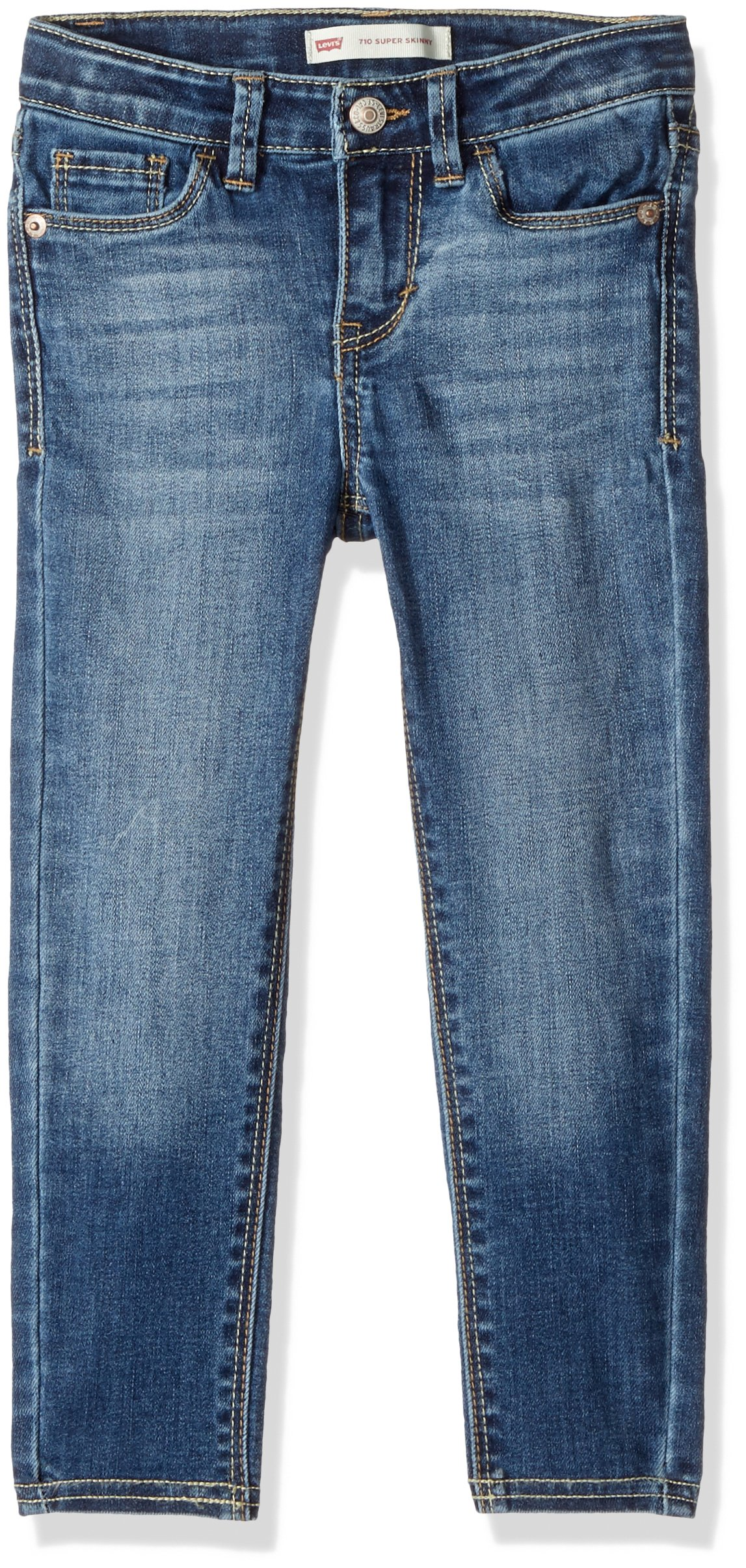 Levi's Toddler Girls' 710 Super Skinny Fit Classic