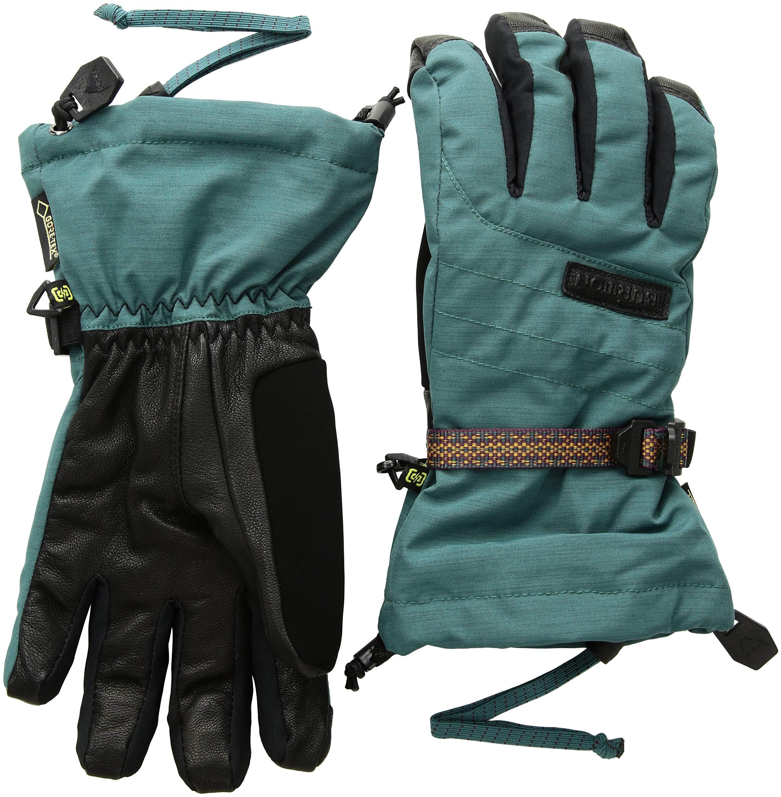 Burton Women's Deluxe Gore-tex Glove, Balsam Heather, Medium