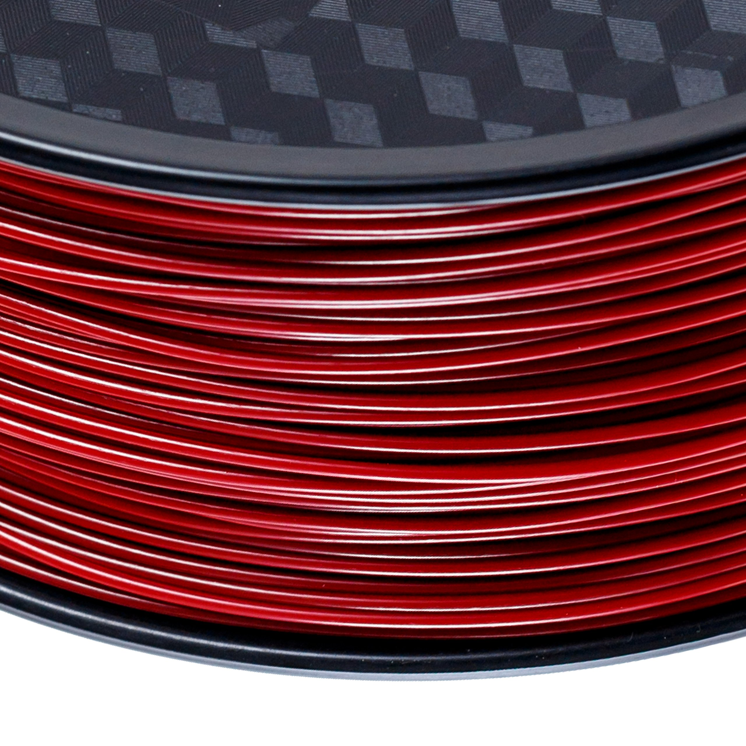 Paramount 3D ABS (PANTONE Iron Red 1815C) 1.75mm 1kg Filament [IRRL30111815A]