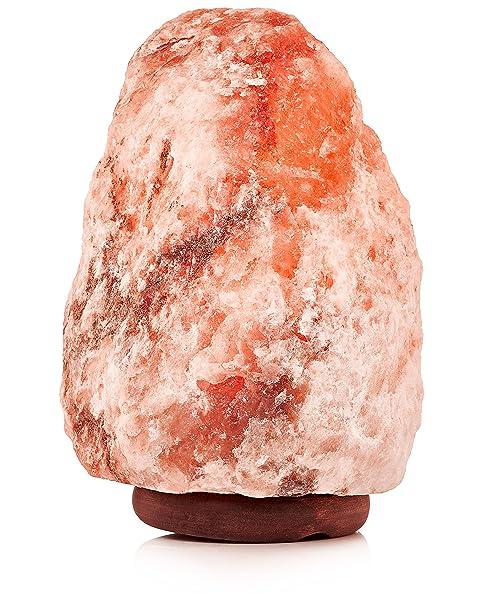 Amazon.com: Salt Lamp Imports Natural Pink Himalayan Salt Rock ...