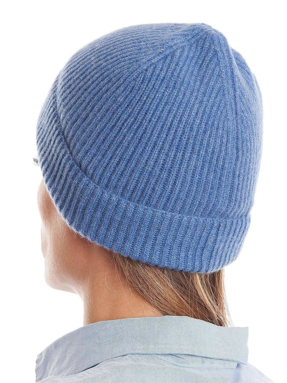 DALLE PIANE CASHMERE Woman//Man Hat 100/% Cashmere