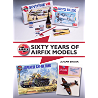 Sixty Years of Airfix Models (English Edition)