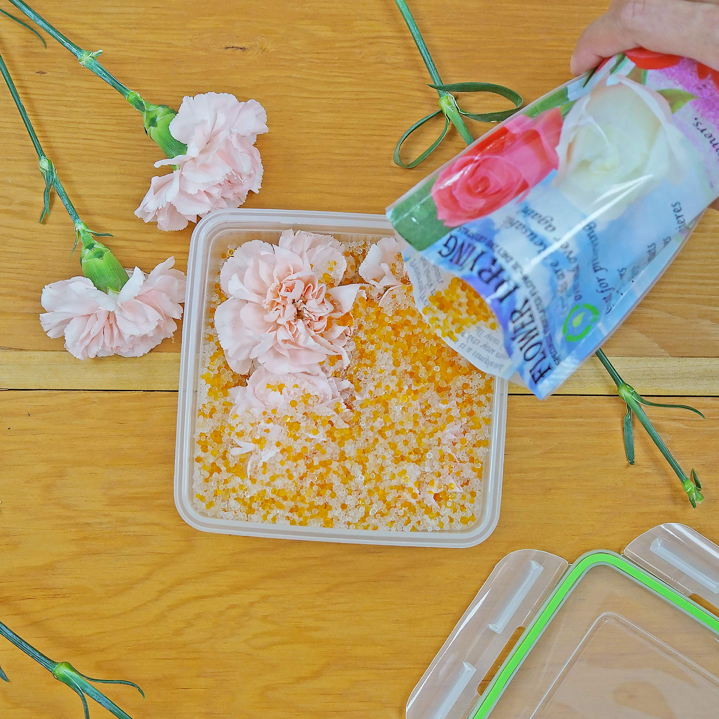 Dry-Packs Flower Drying Crystals Silica Gel
