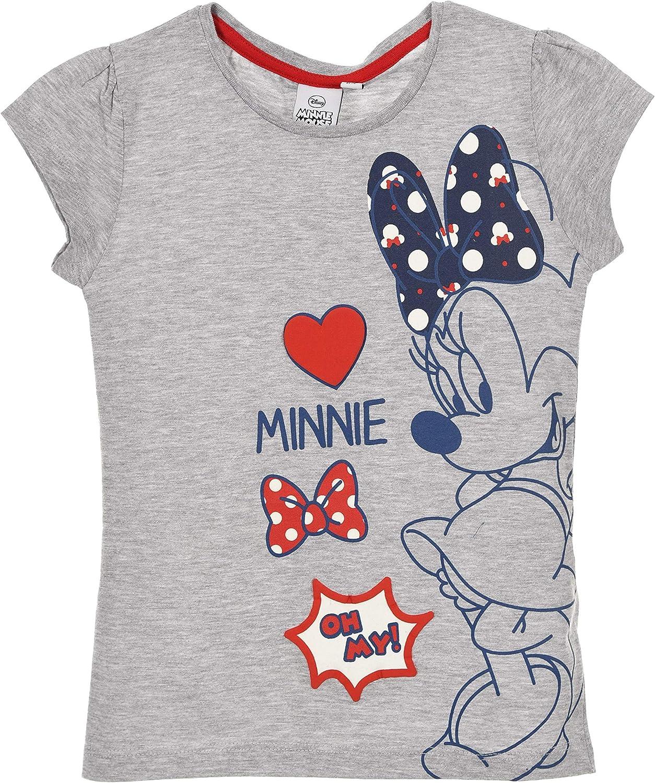 Lgrey Shorts Minnie Mouse Girls T Shirt 6 Years