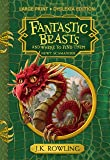 Fantastic Beasts and Where to Find Them: Large Print Dyslexia Edition
