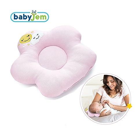 Baby Cojín pequeño manejable Soporte ayuda a evitar dolores ...
