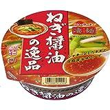 ニュータッチ 凄麺ねぎ醤油の逸品 120g×12個