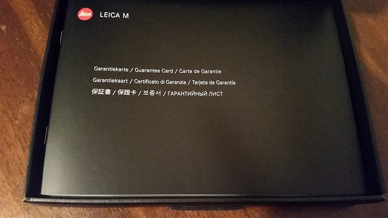 Amazon.com : Leica M-P (Typ 240) Full-Frame Still and Video ...