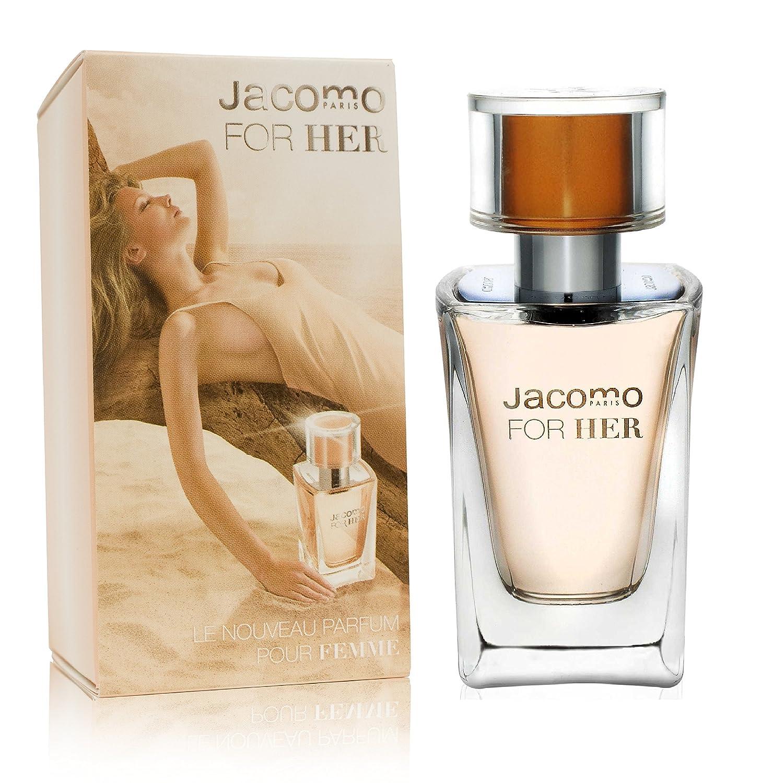 Jacomo for Her for Women Eau De Parfum Spray, 3.3-Ounce JA101