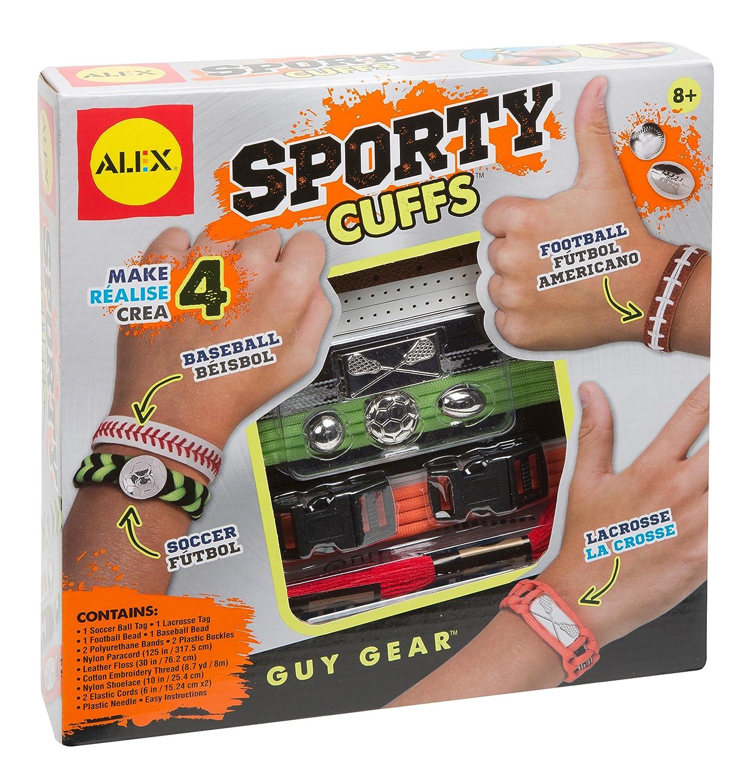 Alex Toys Yourself Guy Gear Sportliche Manschetten