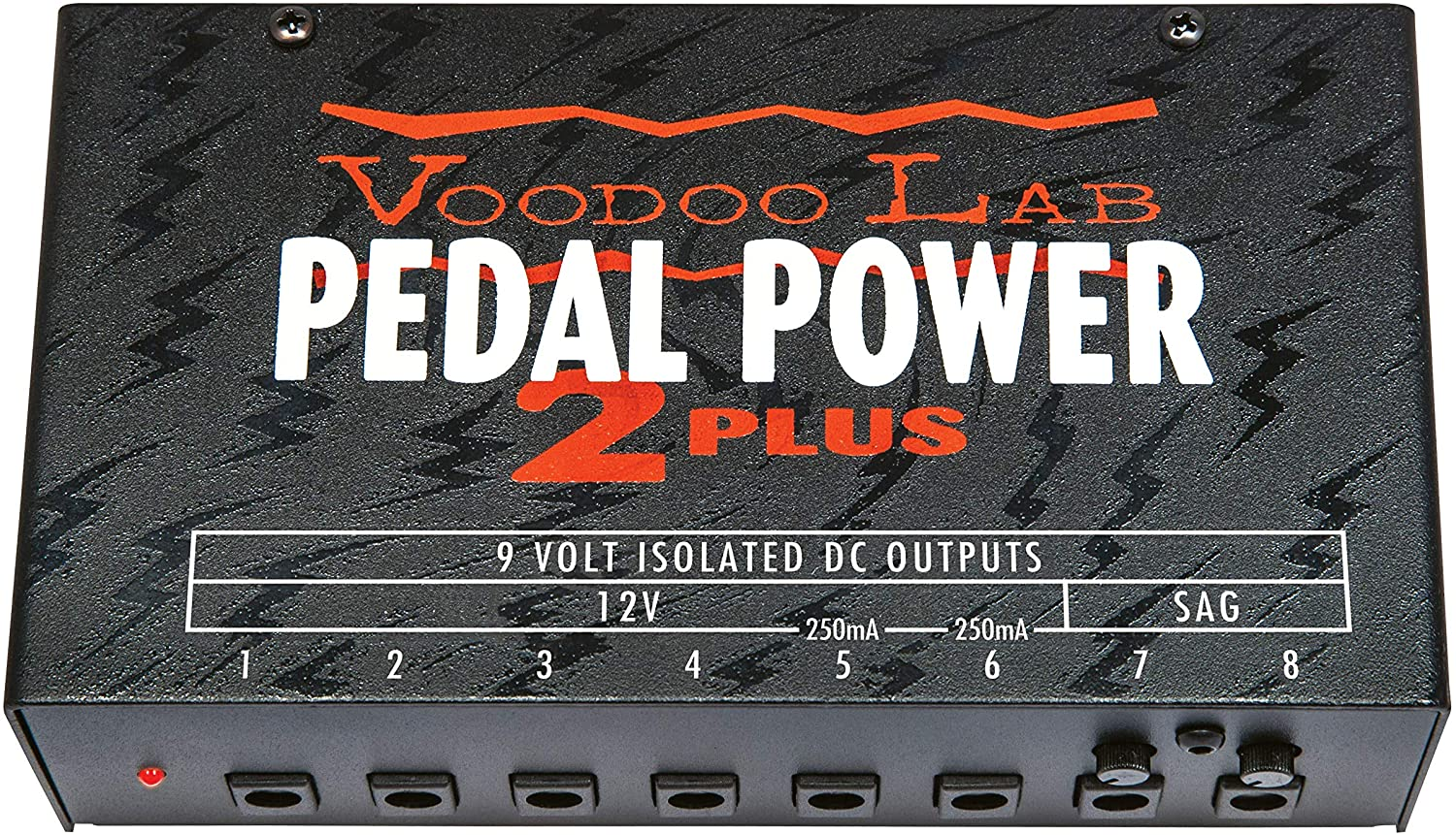 Top 10 Best Guitar Pedal Power Supply Reviews in 2020 1