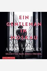 Ein Gentleman in Moskau Audible Audiobook