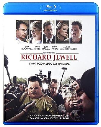 Richard Jewell Blu-Ray Region Free IMPORT No hay versión española ...