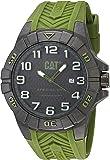 Caterpillar K212123113 Reloj para Hombre, color Negro, 45.5 mm