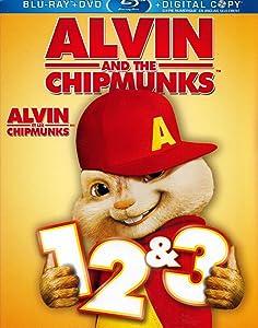 Alvin and the Chipmunks (Blu-ray + DVD + Digital Copy)