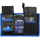 Ohuhu Screwdriver Set, 77-IN-1 Precision Magnetic Driver Kit, Repair Tool Kit with Flexible Shaft