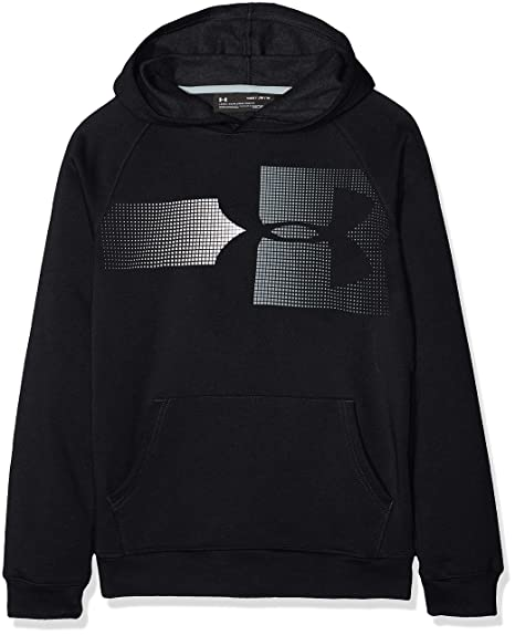 Amazon.com  Under Armour Boys Rival Logo Hoodie  Sports   Outdoors ab9d3a8a3762