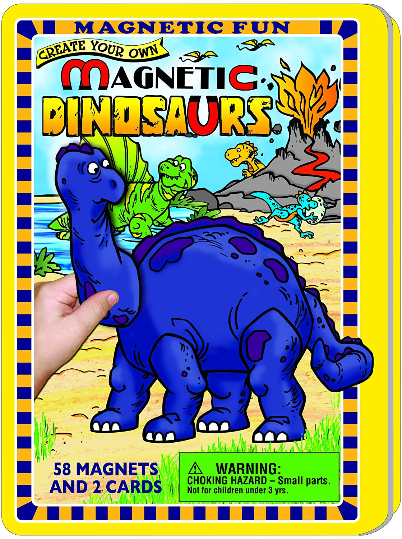 Amazon.com: Magnético Dinosaurios: Set 1: Toys & Games