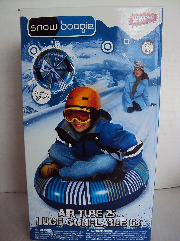 [定休日以外毎日出荷中] Wham-o Ages Snow Boogie Air Tube Snow Sled 25 In. 25 by Lunge Conflable 63 Cm Ages 4 Plus Sledding by Wham-O B00QKQP9TA, 【売れ筋】:ad9b2dcf --- movellplanejado.com.br
