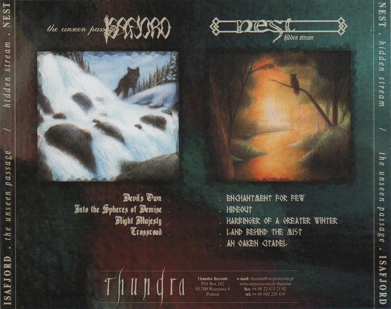 The Unseen Passage / Hidden Stream by Isafjord, Nest: Amazon co uk