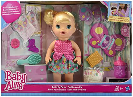 099d72028f Image Unavailable. Image not available for. Color  Baby Alive ...