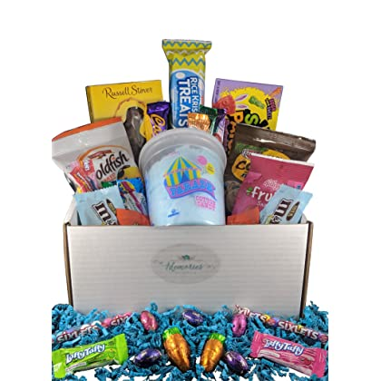 Amazon cambodia shopping on amazon ship to cambodia ship overseas easter basket care package for college students men women or kids includes easter negle Gallery