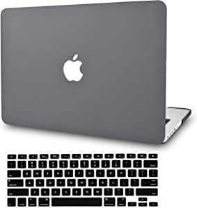 KECC Leather Case Compatible with Old MacBook Pro 15