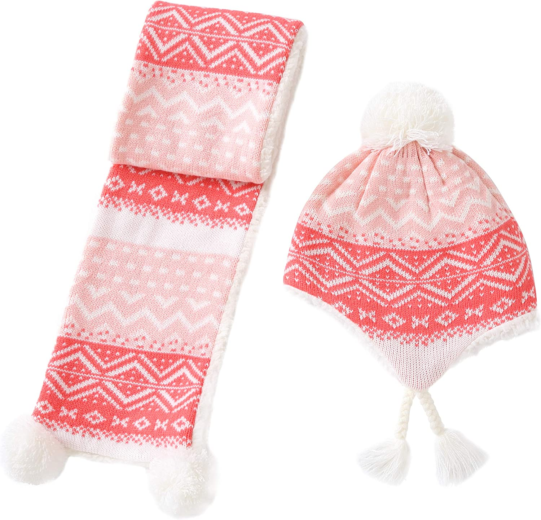 CYICis Baby M/ädchen Strumpfhose mit Zopfmuster Winter Warme 3 Paar Kinderstrumpfhose Set Versch Farben Cable Leggings f/ür 0-24 Monate