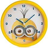 Zeon Moi, moche et méchant - Horloge Murale 24cm