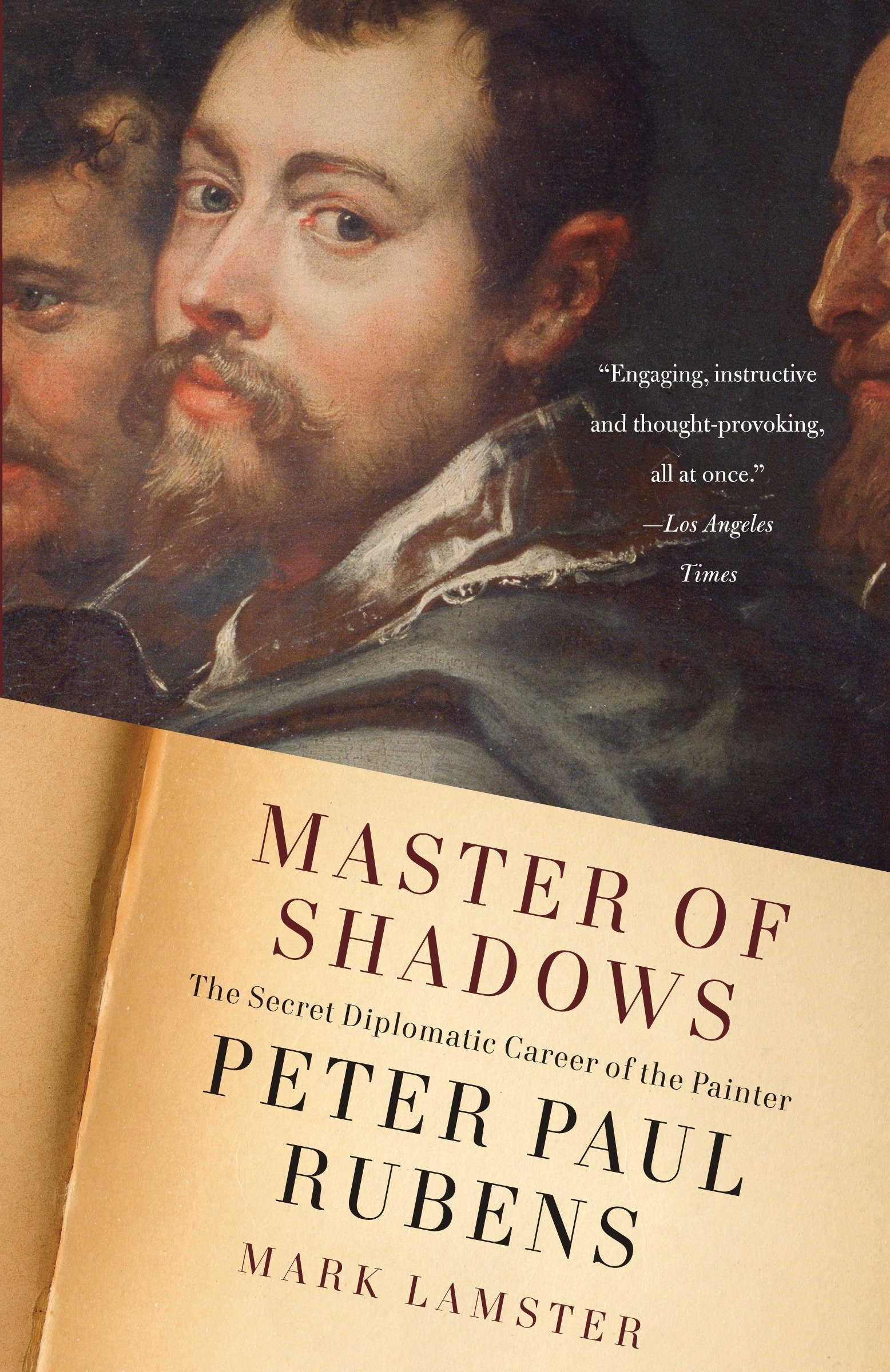 Read Online Master of Shadows: The Secret Diplomatic Career of the Painter Peter Paul Rubens pdf