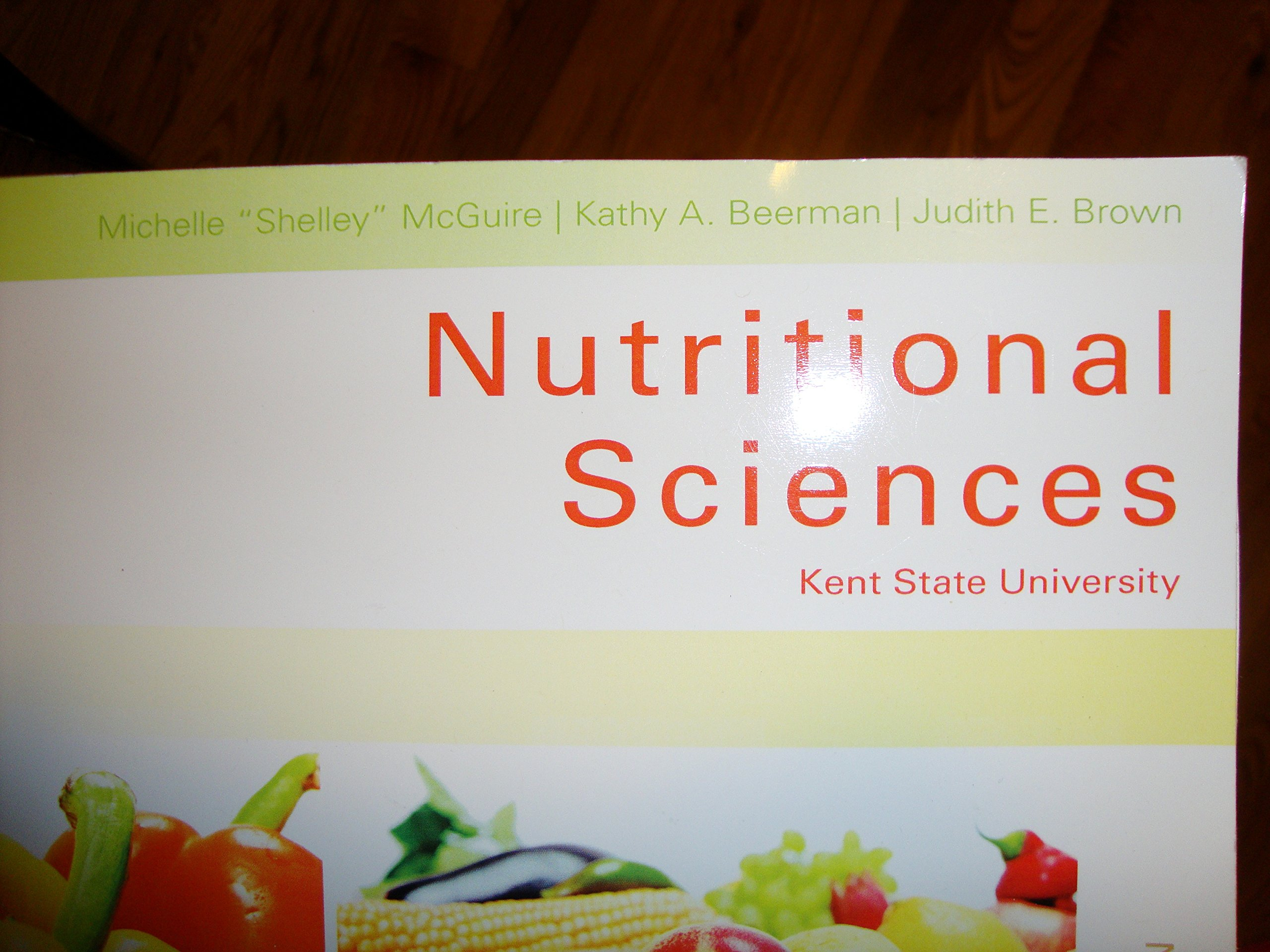 Nutritional Sciences University Revised Custom product image