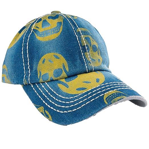 Hombre Mujer Gorras De Béisbol Sombreros y Gorras Cap Skull Unisex Hat Romens Ltd oiWxfB5Vme