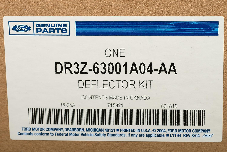 Ford DR3Z-63001A04-AA Air Deflector