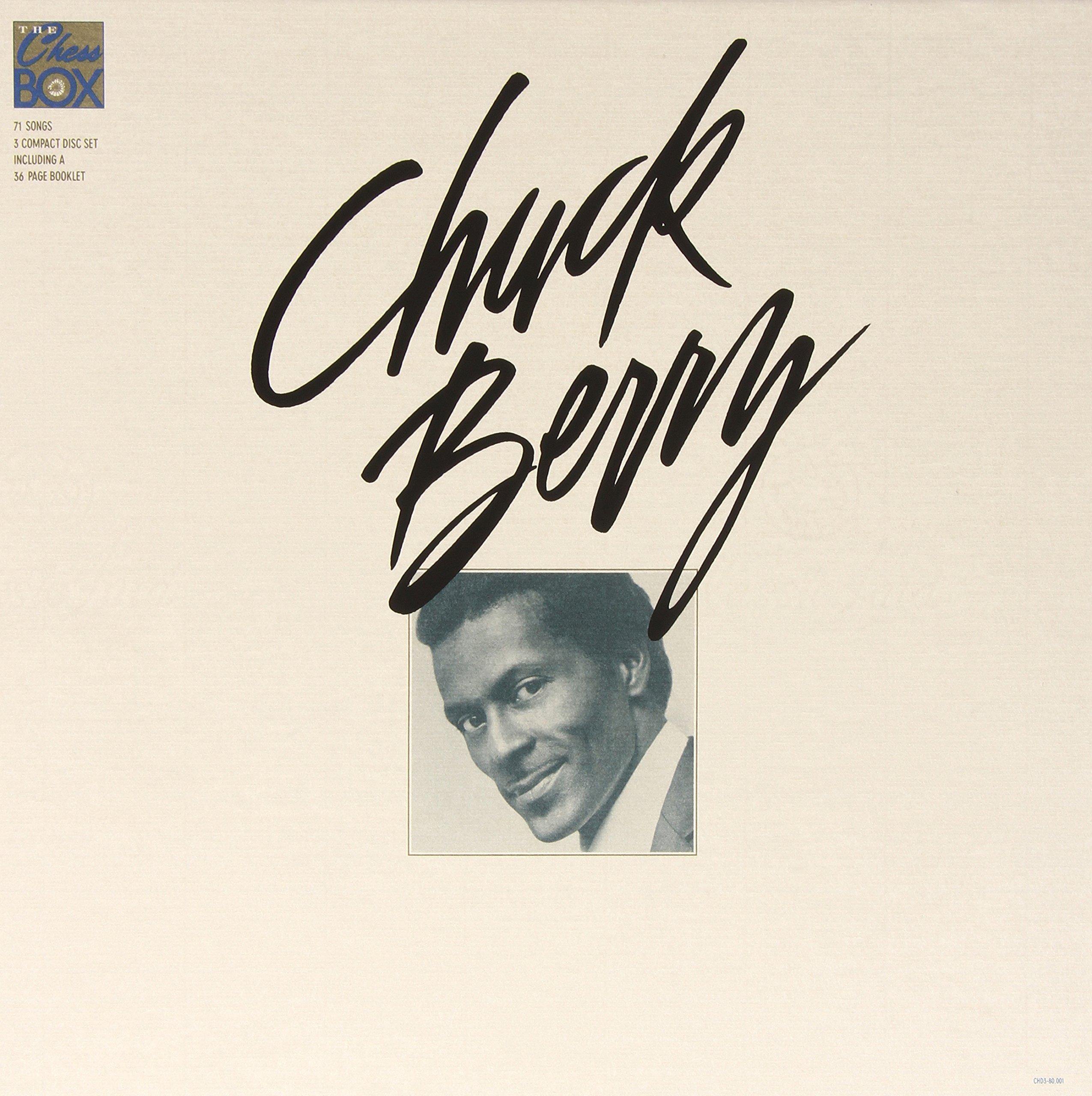 Chuck Berry (Chess Box)
